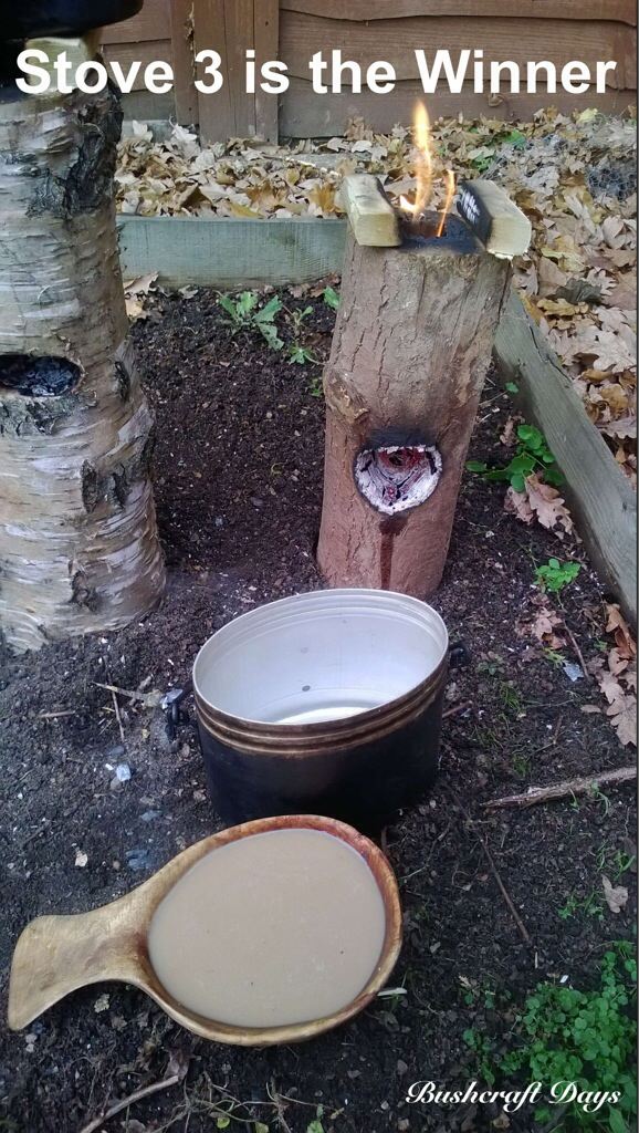 How To…. Build a Finnish/Swedish Candle – Log Rocket Stoves – Part ...