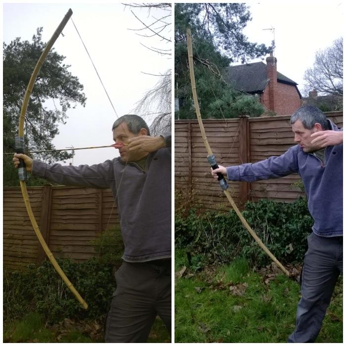 How To…  Build a Bhutanese Bow – Bushcraft Days