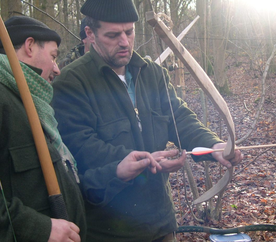 How To Carve An Ash Flatbow Bushcraft Days